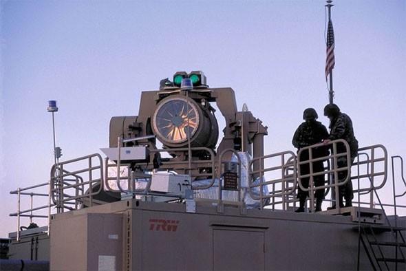 10 современных военных технологий, которые кажутся фантастическими