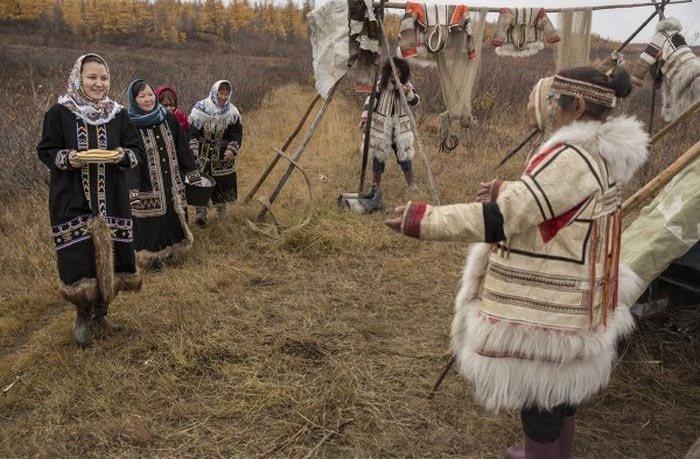 Как живут нганасаны - коренной самодийский народ Сибири