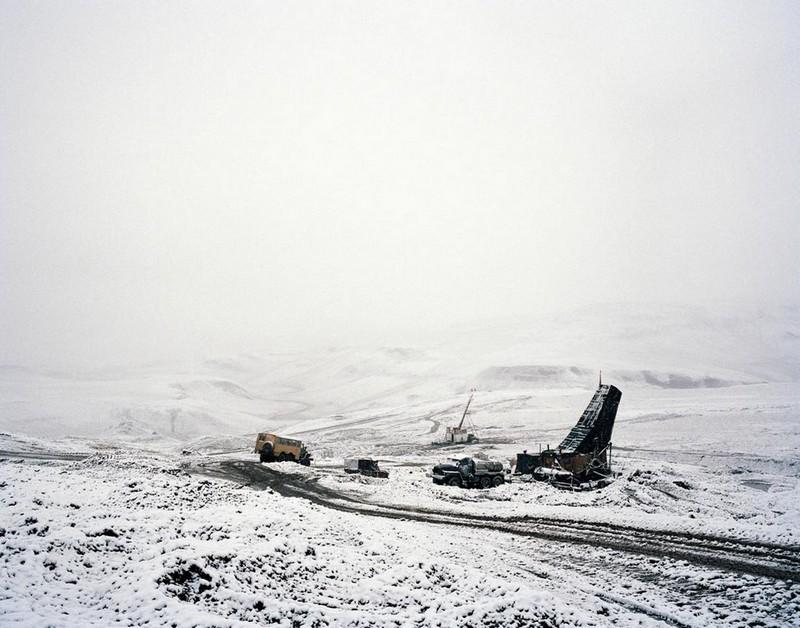 Россия в объективе фотографа из Англии Саймона Робертса