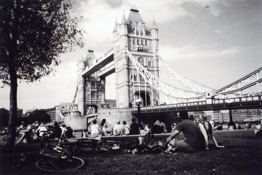 Фотографии от бездомных жителей Лондона
