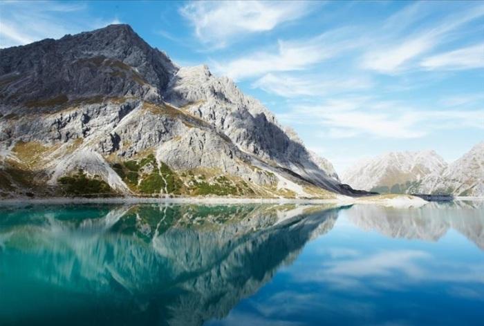 Восхитительные фотографии зеркальных пейзажей