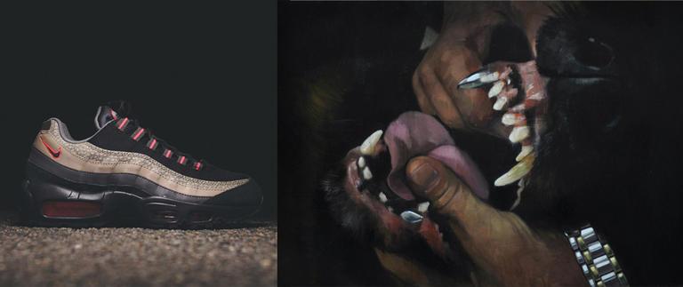 Кроссовки как проявление искусства