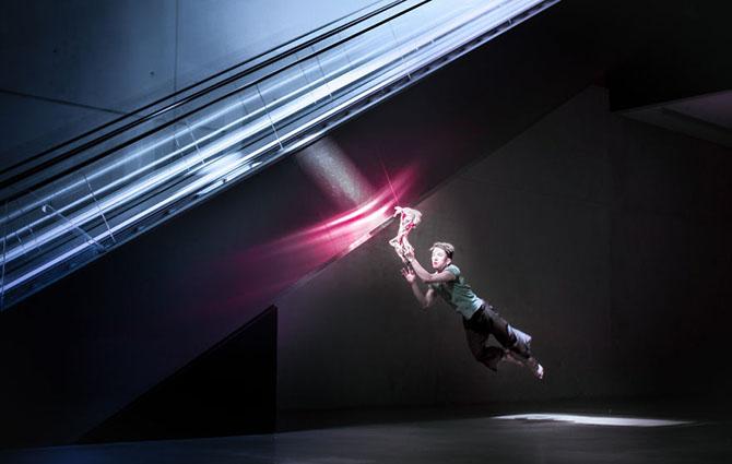 Победа над гравитацией от Микаэля Джо