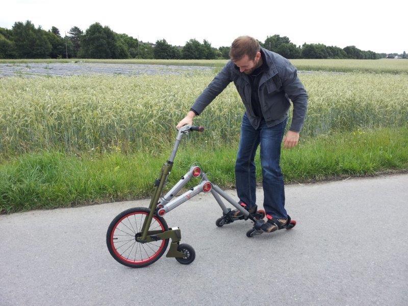 Удивительные современные средства для передвижения