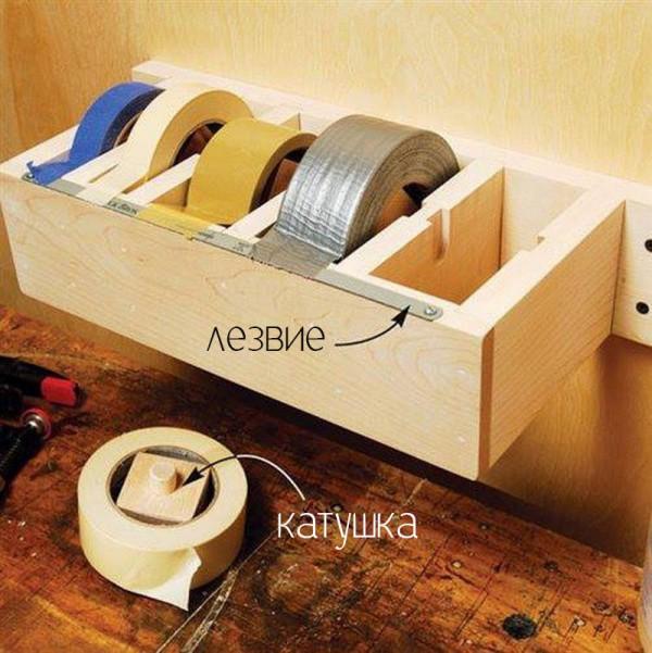 40 гениальных решений для удобного хранения вещей