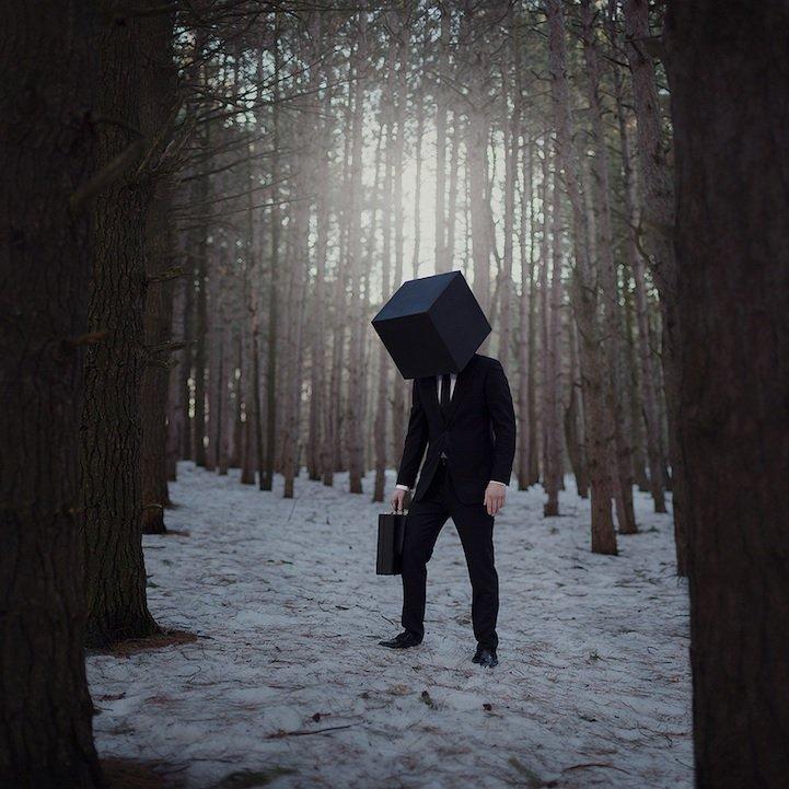 Фантастические фотоманипуляции от Логана Зиллмера