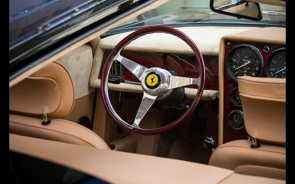 Единственный универсал Ferrari 365 GTB/4 Daytona Shooting Brake