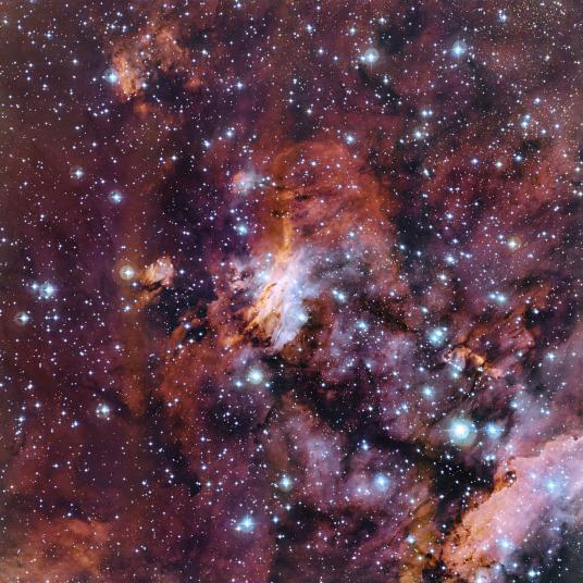 Лучшие фотографии космоса за неделю от National Geographic