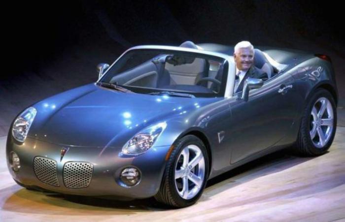 Неудачные модели машин в истории мирового автопрома