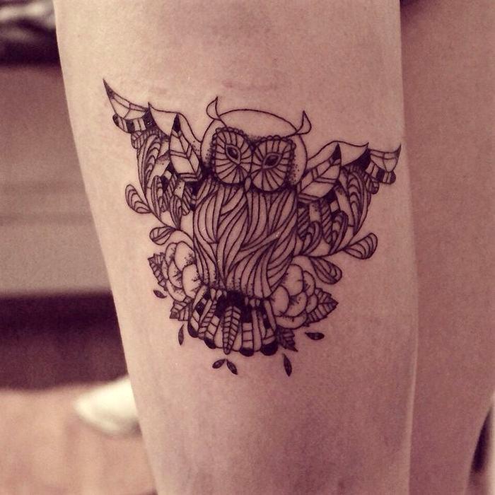 Татуировки из дикой природы