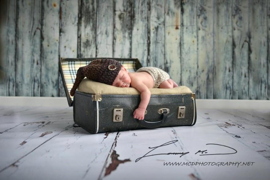 Умилительные фотографии малышей