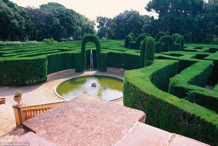 Необыкновенные и удивительные лабиринты со всего мира