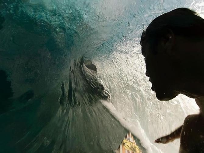 Подборка интересных фотографий, сделанных камерой GoPro