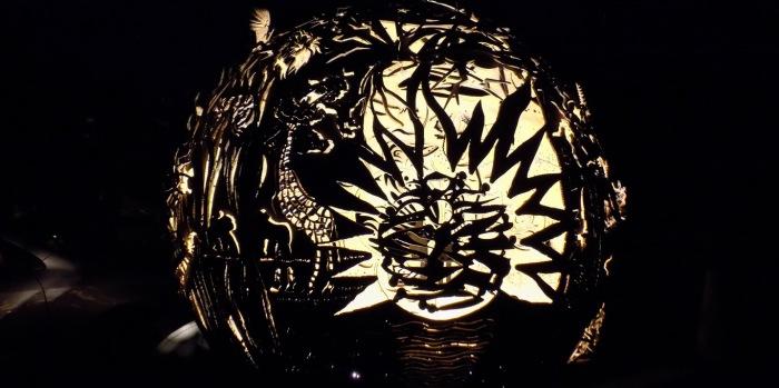Самые лучшие и необычные инсталляции фестиваля Burning Man 2015