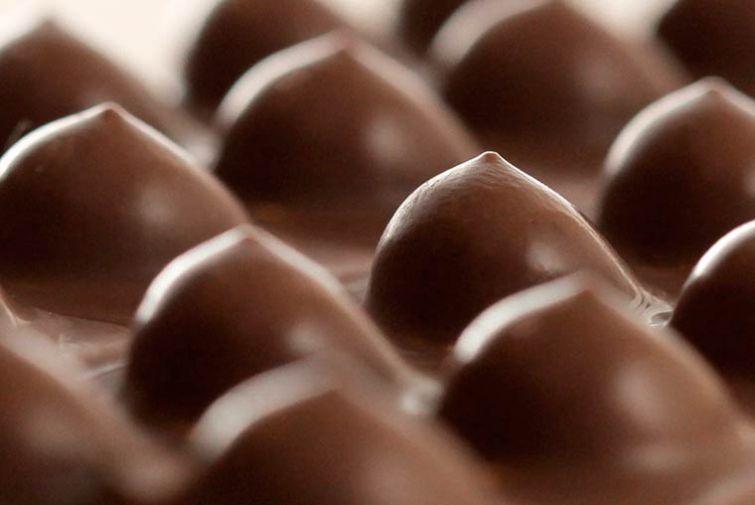 Titses Chocolate - шоколад в форме женской груди