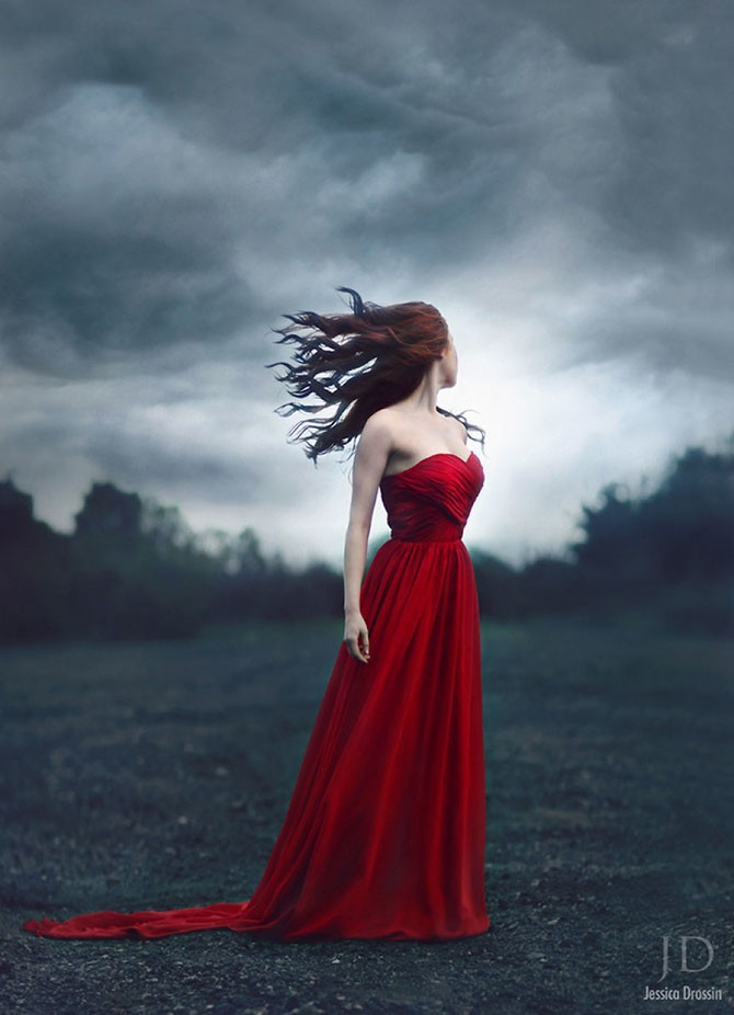 Фантазийные фотографии от Джессики Дроссин