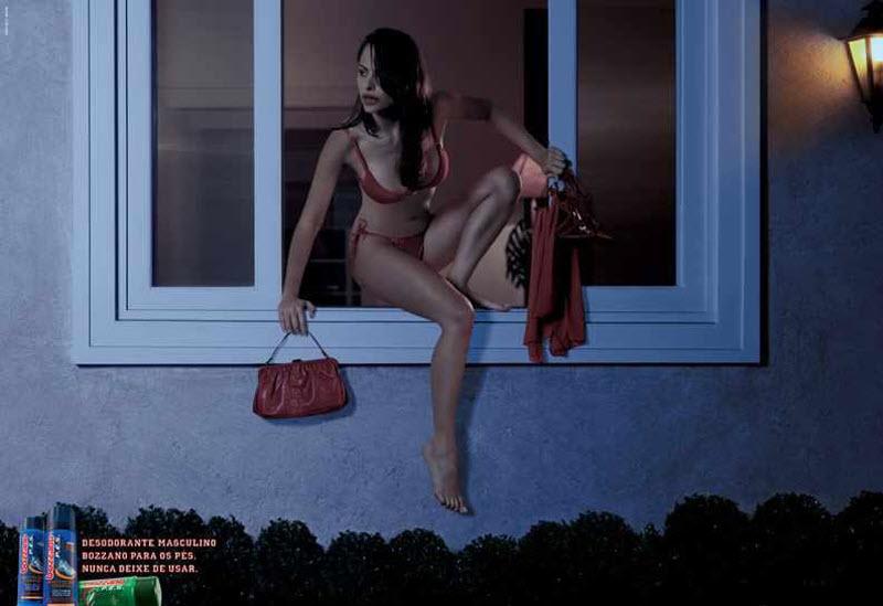 Сексуальная реклама