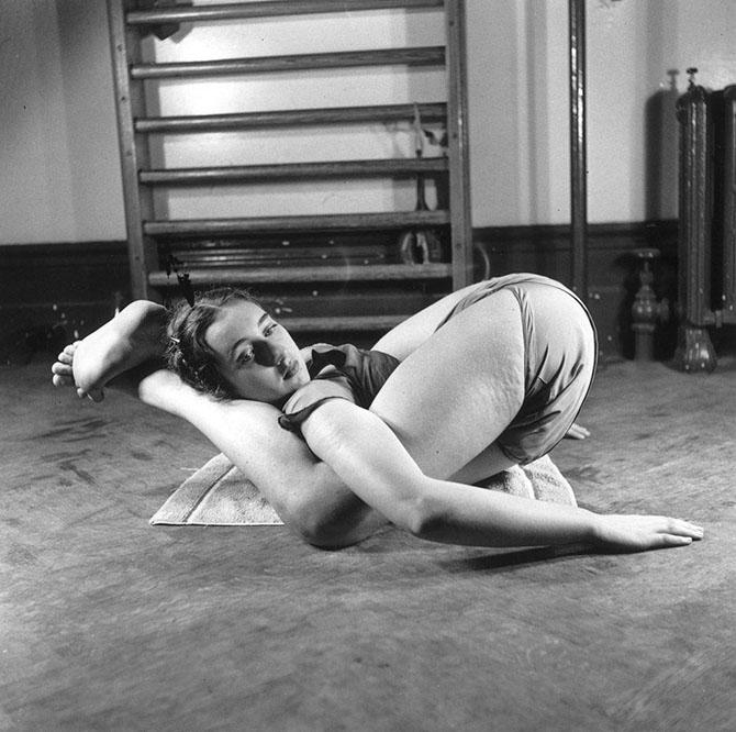 Какой была йога в прошлом веке вне Индии