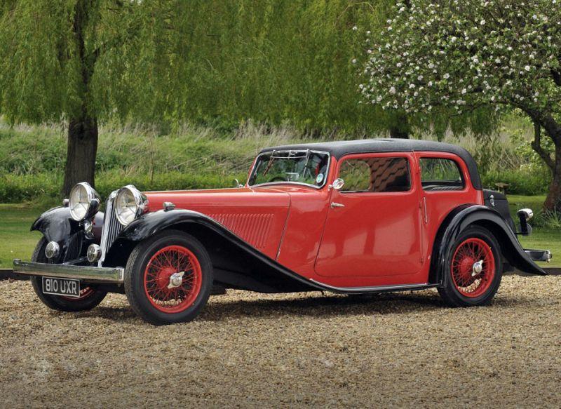 Первые модели в истории крупнейших автопроизводителей