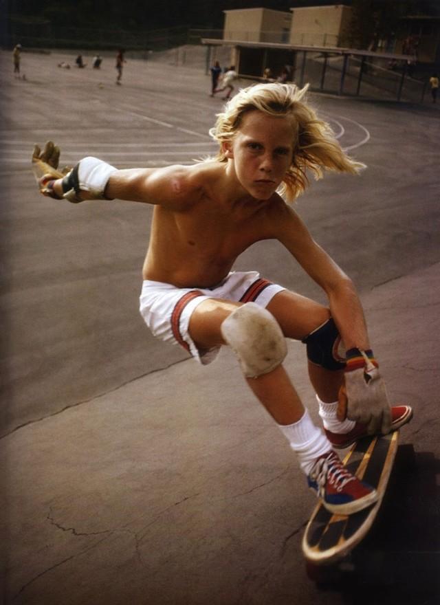 Золотой век скейтерской культуры в Калифорнии
