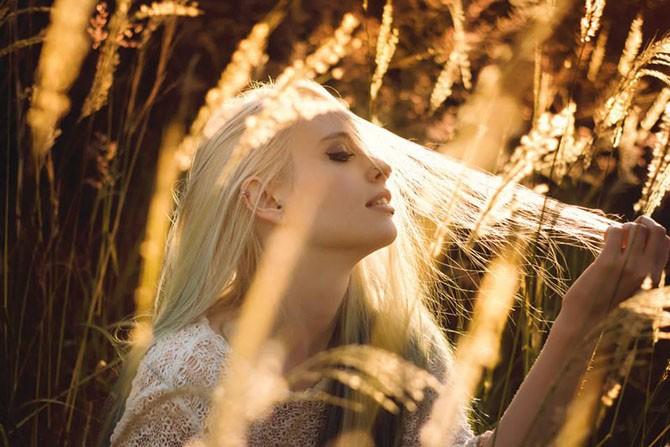 Фотографии в стиле ню от Сюзи Годой