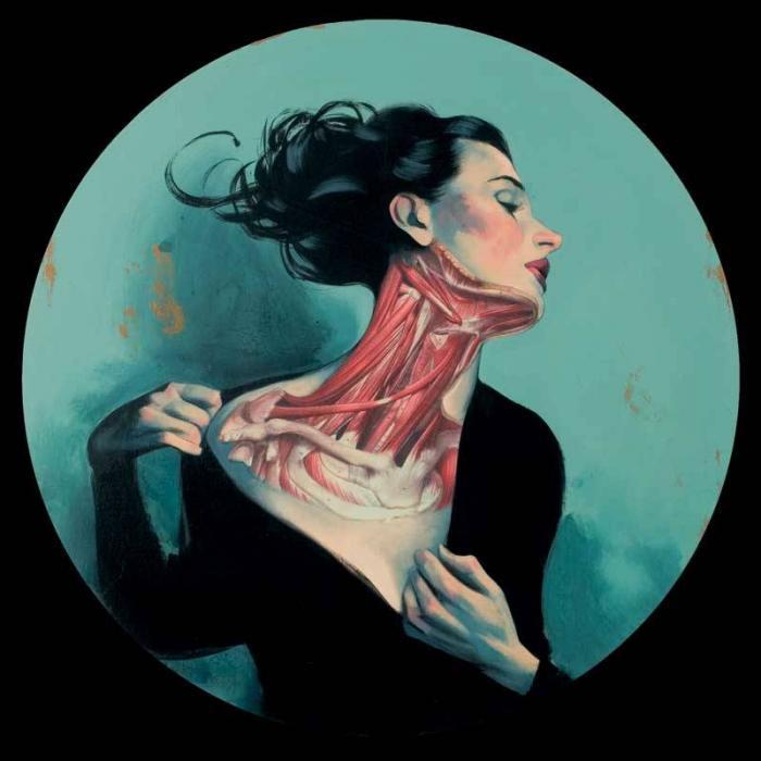 Неоднозначные рисунки Fernando Vincente