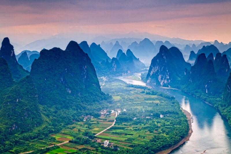 Изумительные реки со всего мира
