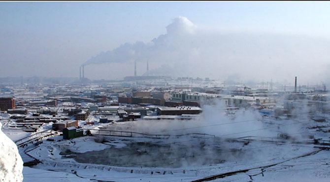 10 самых не экологичных городов мира