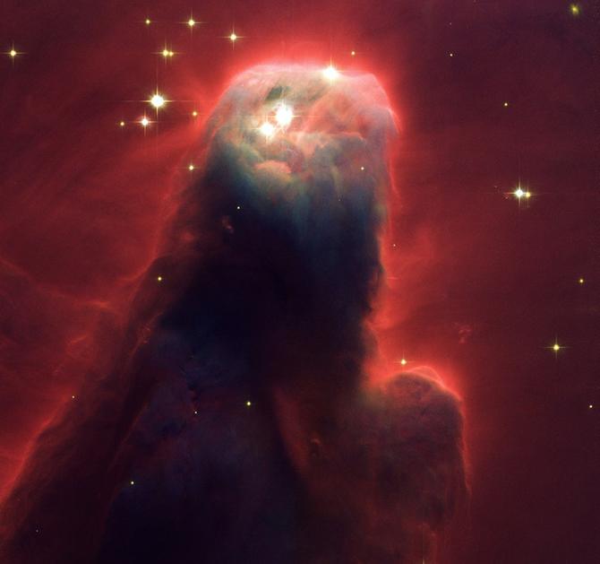 Фотографии космоса из архивов НАСА