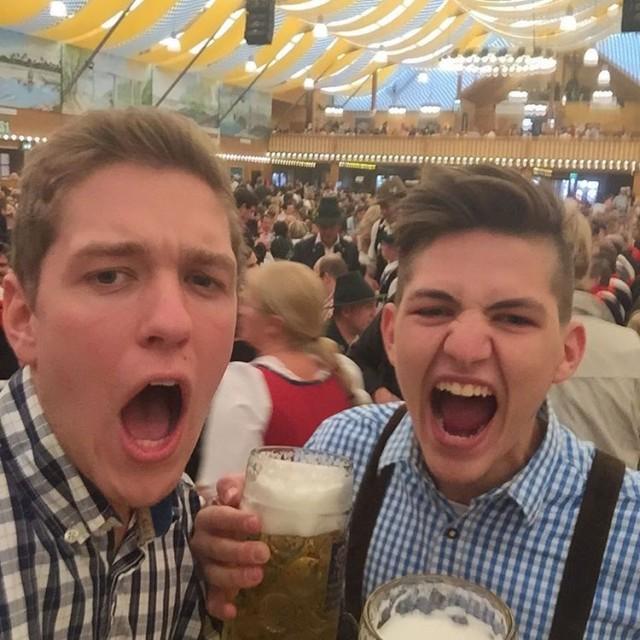 Как проходит Октоберфест 2015