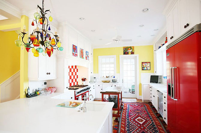 Кухни в эклектичном стиле от лучших дизайнеров мира