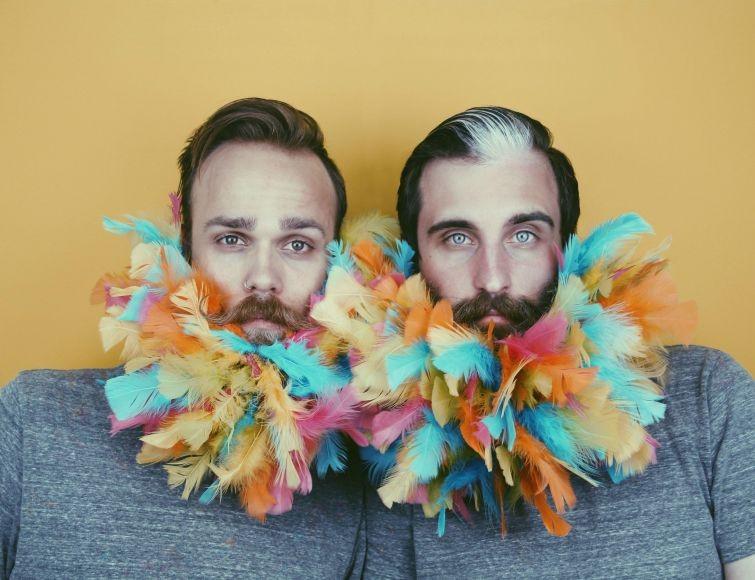 Украшение бороды как искусство