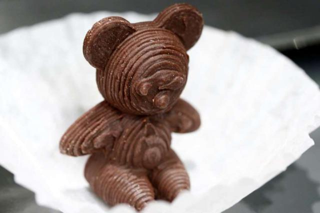 Вещи напечатанные на 3D-принтере