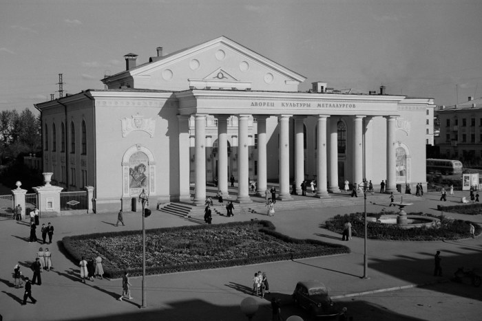 Фотографии жизни в СССР с 1950 по 1960 годы