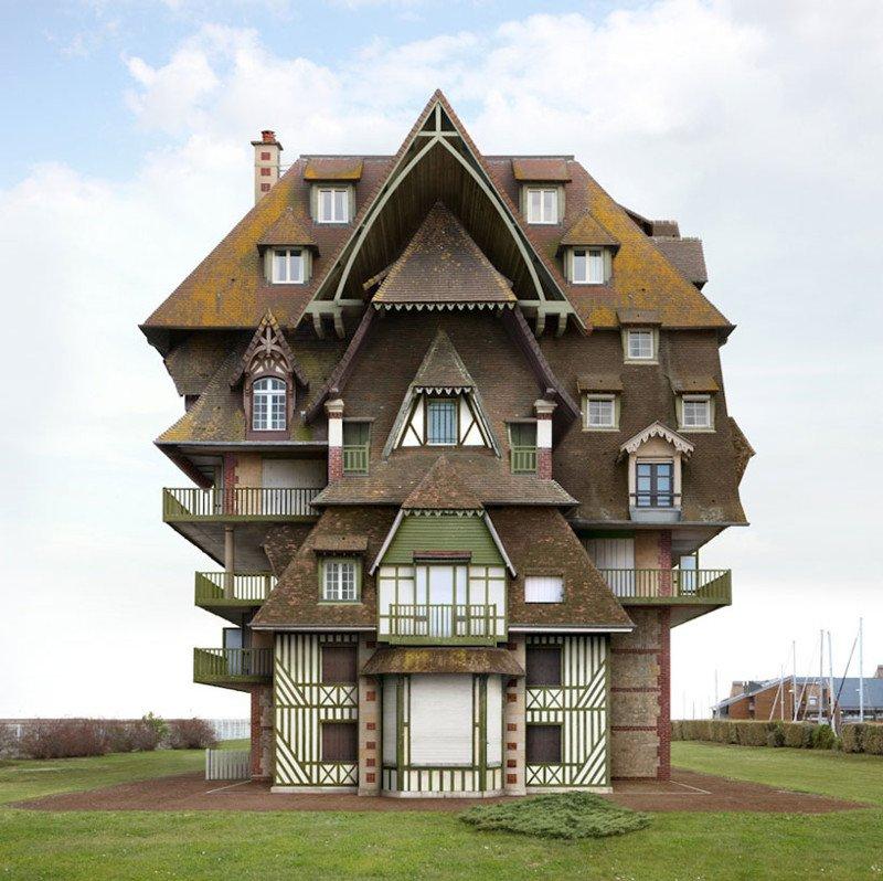 Нереальные архитектурные сооружения вокруг нас