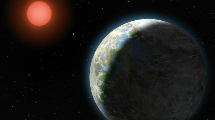 7 пригодных для жизни планет