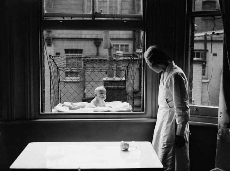 Клетки для детей 1934-1948 годов