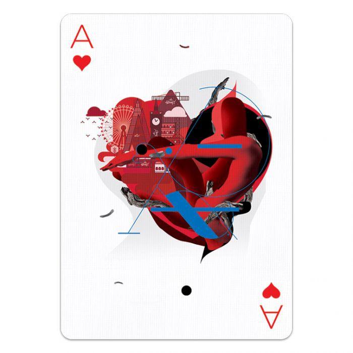Игральные карты от дизайнеров