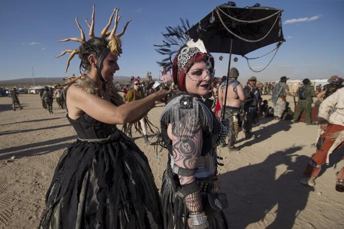 Постапокалиптический фестиваль Wasteland Weekend 2015