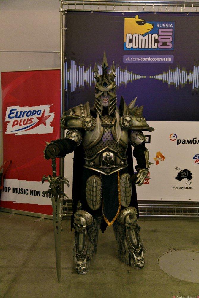 Косплей от участников Comic Con Russia 2015