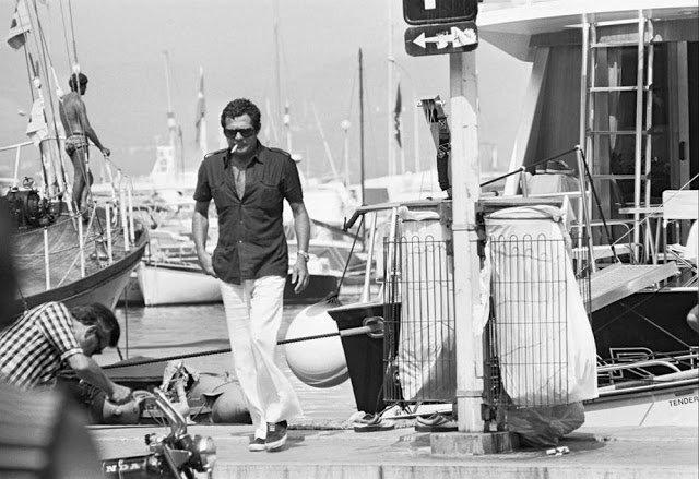 Редкие фотографии знаменитостей 60-70-ых годов прошлого столетия