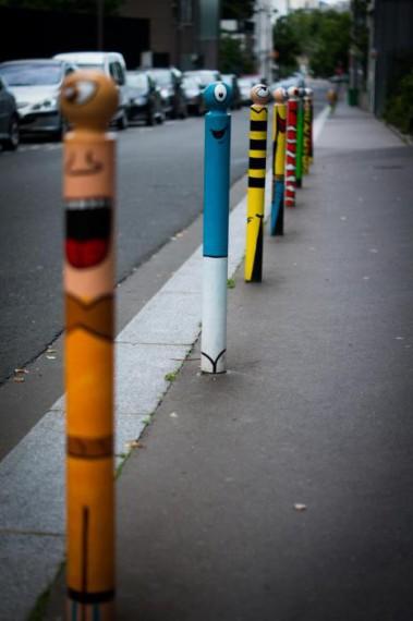 Уличные рисунки
