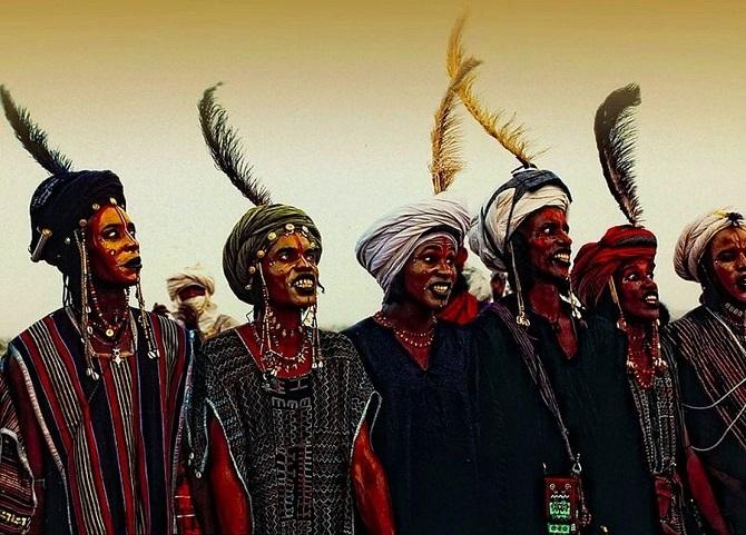 Ярмарка женихов в Нигере