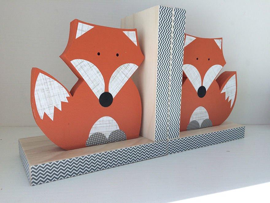 Забавные предметы и подарки для любителей лисиц