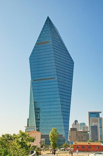 Лучшие небоскребы мира по версии Emporis