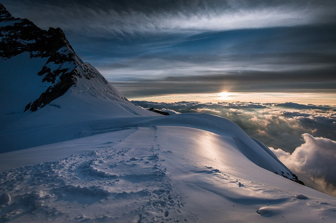 Невероятные красоты Швейцарии на фотографиях