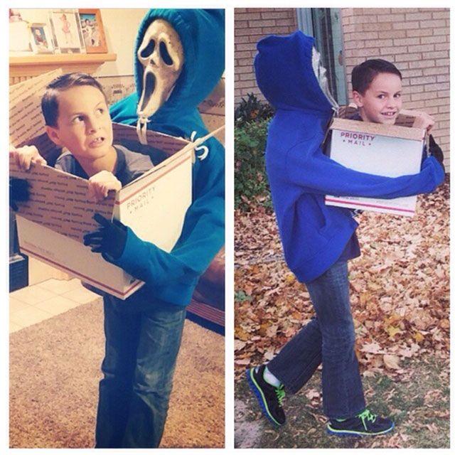 Прикольные костюмы и образы на Хэллоуин