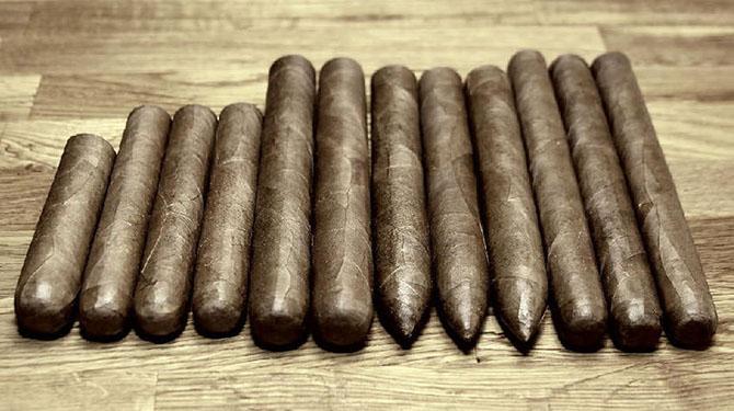 10 самых дорогих в мире сигар 2015