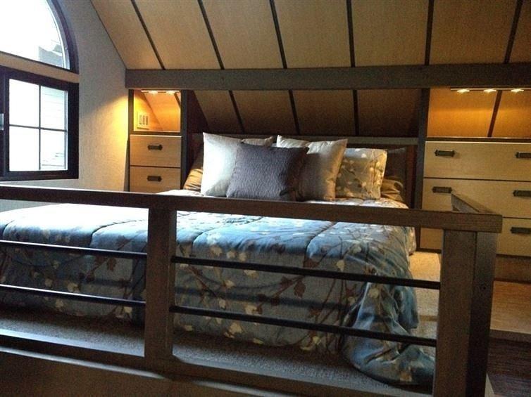Крохотный дачный домик площадью 18 квадратных метров