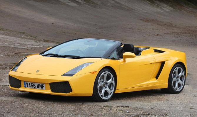 10 самых примечательных моделей Lamborghini за всю историю марки